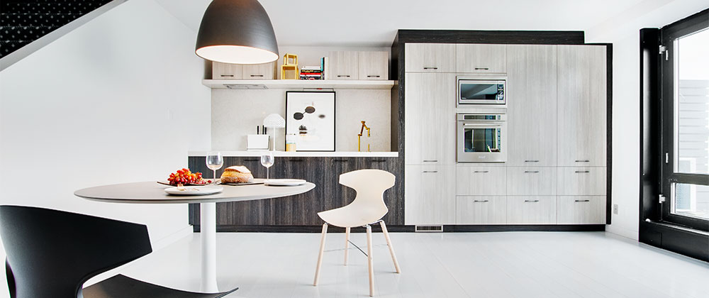 R novation de cuisine et de salle de bain cuisines verdun for Armoire de cuisine verdun