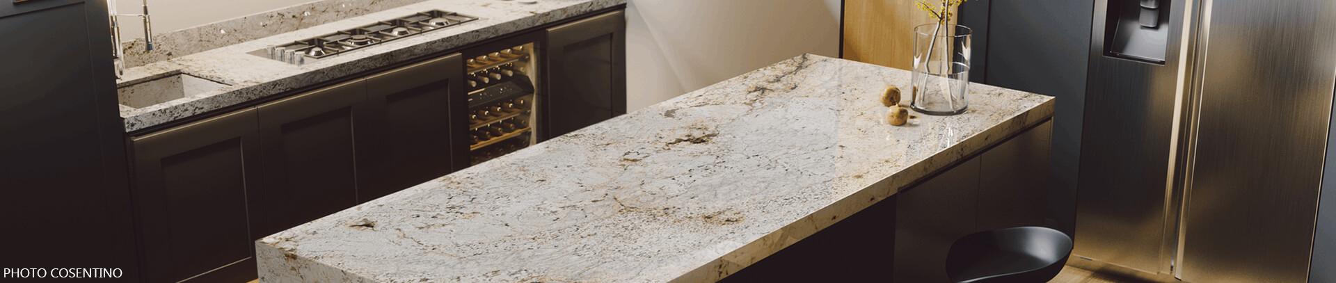 Cuisine granite